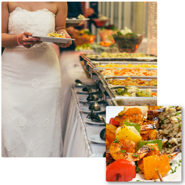 Wedding Caterer in Central Florida Catering in Central Florida